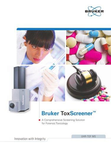 Bruker ToxScreener