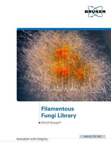 MBT Filamentous Fungi Library