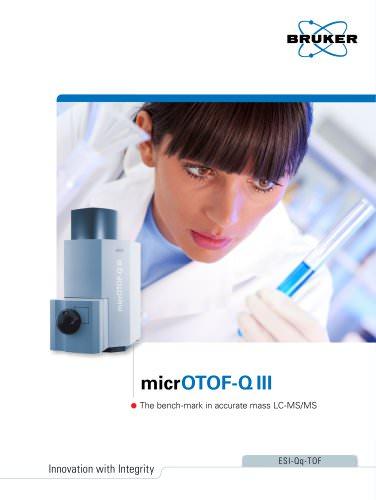 micrOTOF-Q III