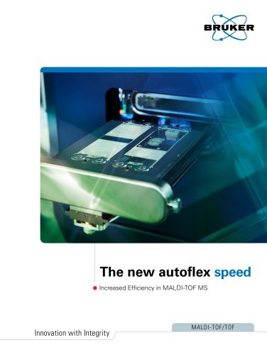 The new autoflex speed