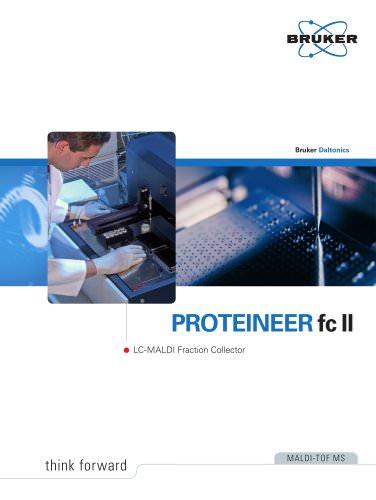 PROTEINEER fc II (Brochure BDAL 09-2009, LS-27/3)