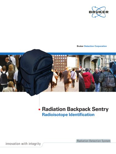 Radiation Backpack Sentry