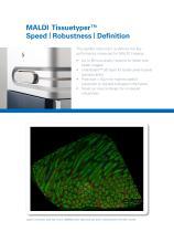 rapifleX™ MALDI Tissuetyper™ - 2