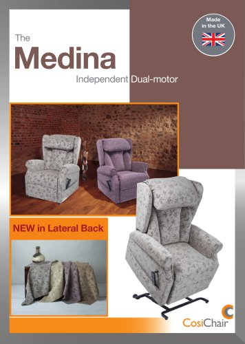 Medina Lateral Back