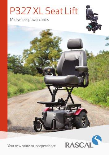 P327 XL Seat LifT