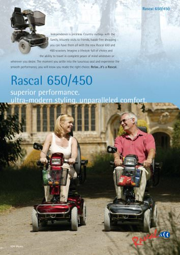 Rascal 650/450
