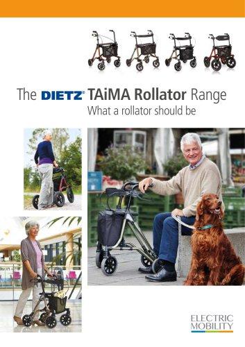 TAiMA Rollator