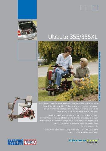 UltraLite 355/ 355XL