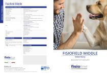 Fisiofield Middle Veterinary