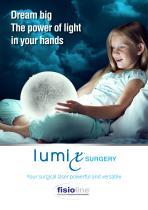 Lumix® Surgery