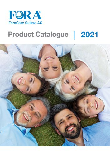 Product Catalogue 2021