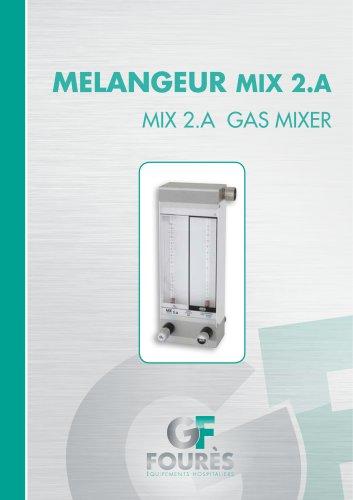 Mix 2.A Gas mixer