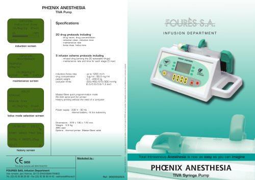 Phoenix Anesthesia
