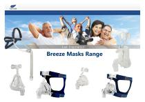 Brochure Breeze Masks range