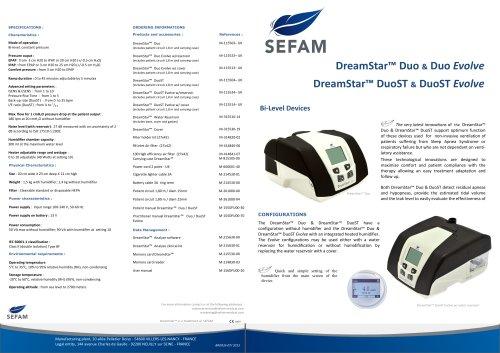 DreamStar Duo DuoST