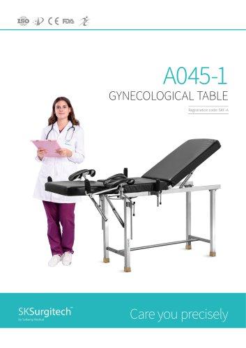A045-1 Gynecological-Table_SaikangMedical