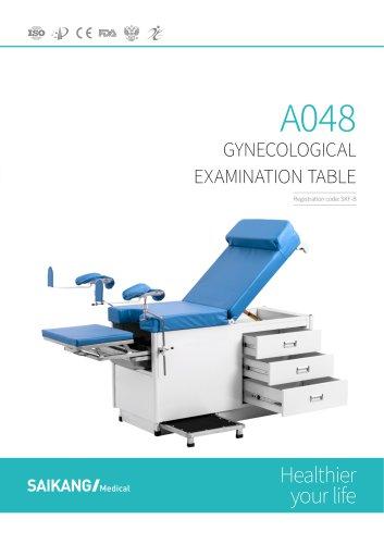 A048 Gynecological Examination Table SaikangMedical