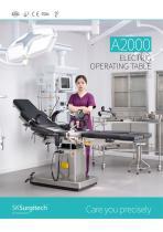 A2000 Electric Operation Table SaikangMedical