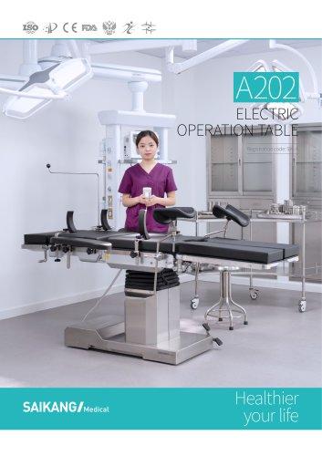 A202 Electric Operation Table SaikangMedical
