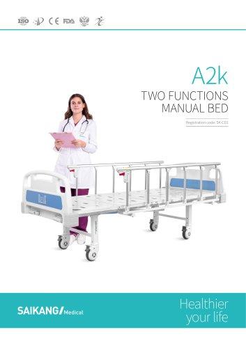 A2k Manual bed SaikangMedical