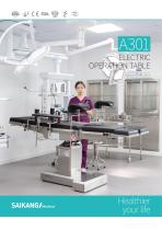 A301 Electric Operation Table SaikangMedical