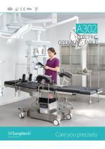 A302 Electric Operation Table SaikangMedical