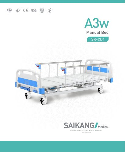A3w Manual Bed