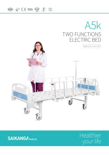A5k Electric Bed SaikangMedical