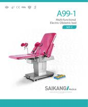 A99-1 Electric-Obstetric-Bed_SaikangMedical