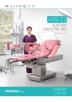 A99-12 Electric Obstetric Bed SaikangMedical