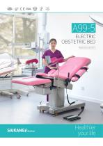 A99-5 Electric Obstetric Bed SaikangMedical