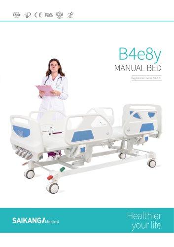 B4e Manual Bed SaikangMedical