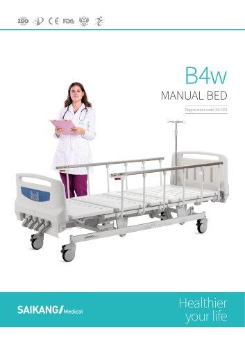 B4w Manual bed SaikangMedical