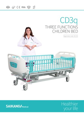 CD3q Children-Bed_SaikangMedical