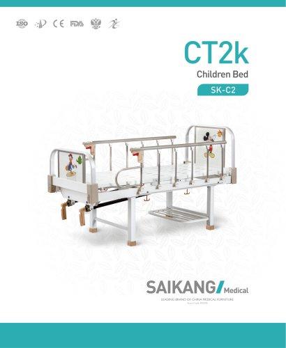 CT2k Pediatric-manual-bed_SaikangMedical