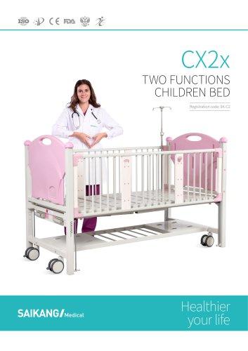CX2x Children-Bed_SaikangMedical