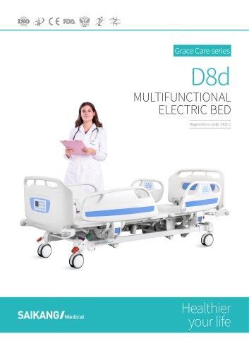 D8d Electric ICU Bed SaikangMedical