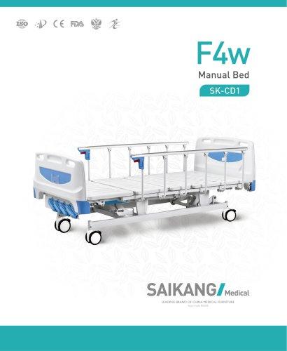 F4w Manual Bed SaikangMedical