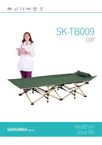 SK-TB009 Camp bed SaikangMedical