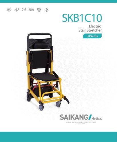 SKB1C10 Electric-Stair-Stretcher_SaikangMedical