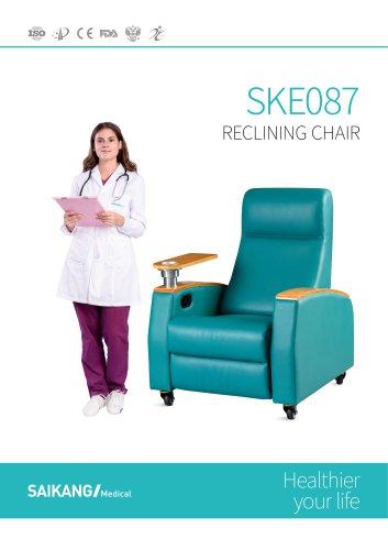 SKE087 Reclining-Chair_SaikangMedical