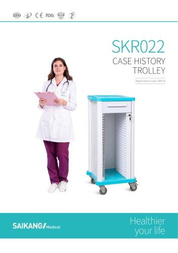 SKR022 Case-History-Trolley_SaikangMedical