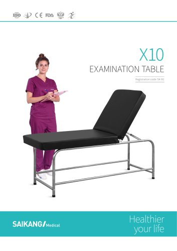 X10 Examination Table SaikangMedical