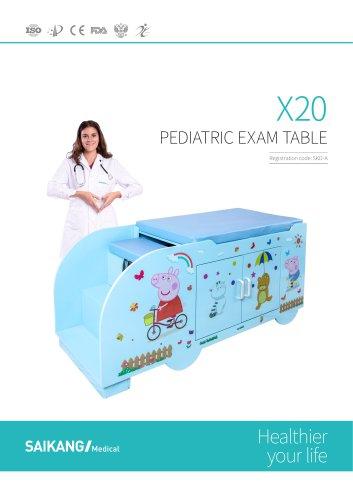 X20 Pediatric-Exam-Table_SaikangMedical