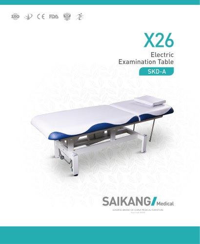 X26 Electric-Examination-Table_SaikangMedical