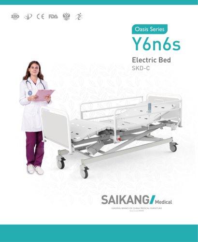Y6n6s Electric Bed SaikangMedical