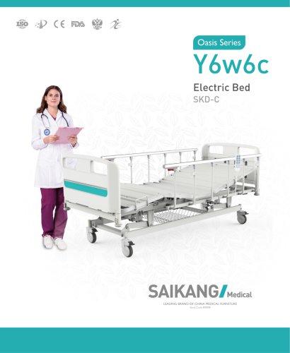 Y6w6c Electric Bed SaikangMedical