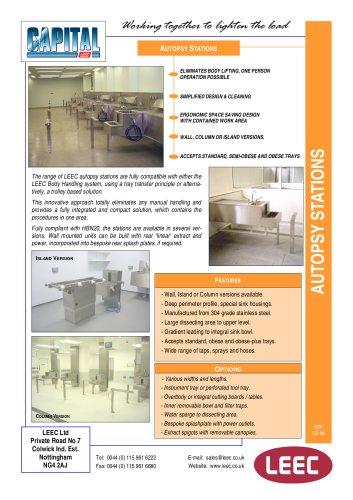 Autopsy Docking Station brochure
