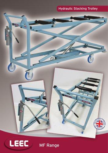 Hydraulic Stacking Trolley