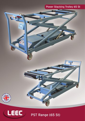 the Power Stacking Trolley (65St) Flyer